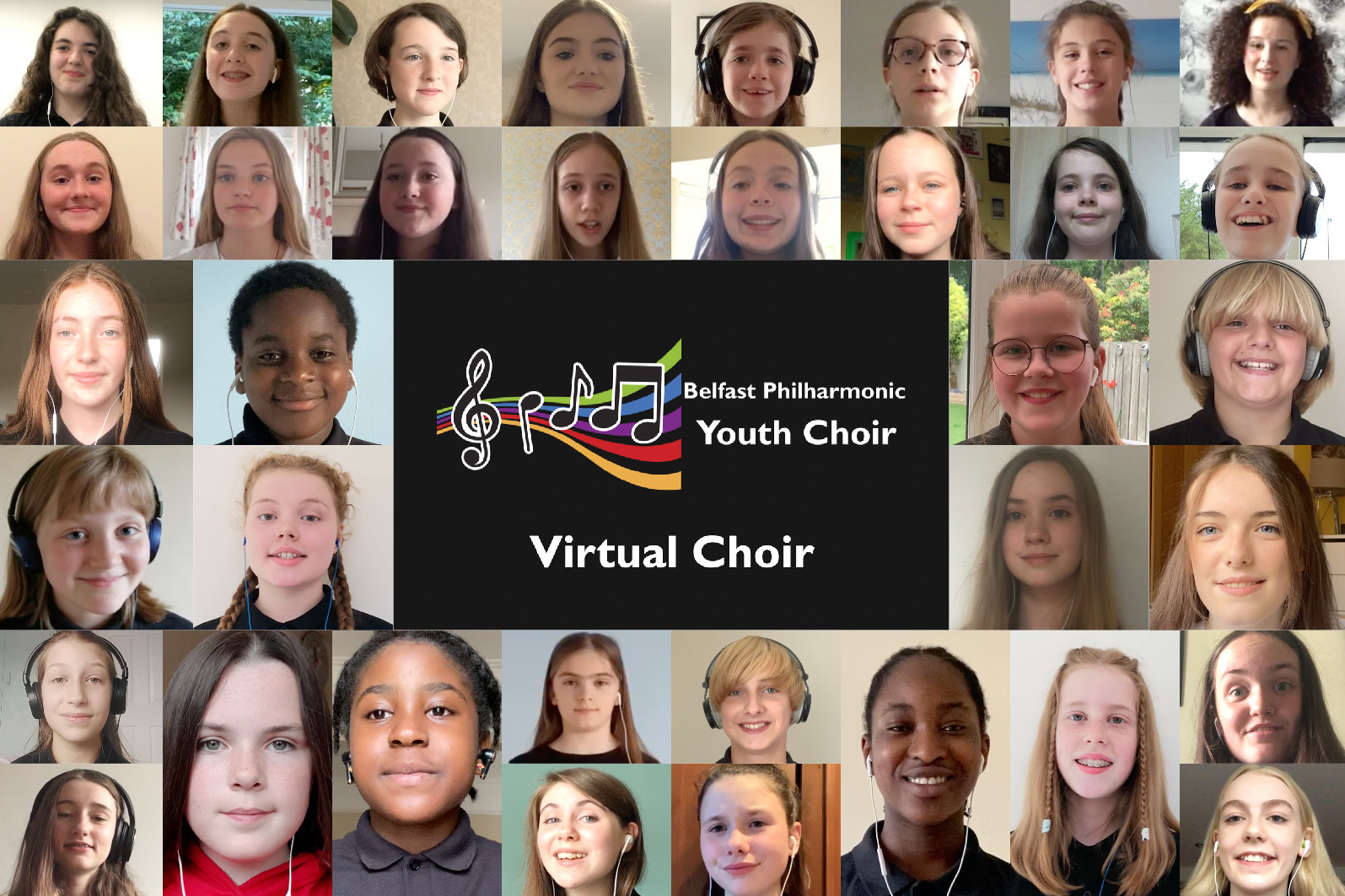 Youth Choir composition video!